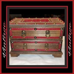 Vitange Japanese Musical Jewelry Box